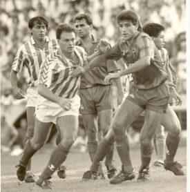Betis-Levante Liga 1989