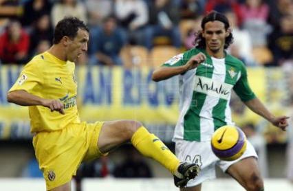 Villarreal-Betis Liga 2006