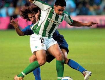 Hoy hace 15 años. Betis 2 Barcelona 1.