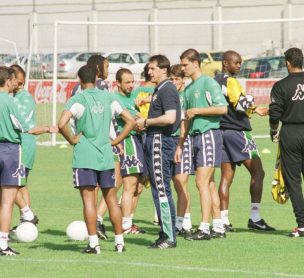 Entrenamientos temporada 1999-00