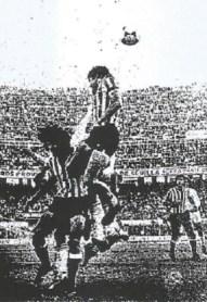 Hoy hace 40 años. Sevilla 2 Betis 1.