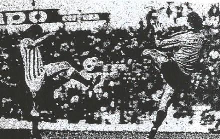 Hoy hace 40 años. Betis 2 Málaga 1.