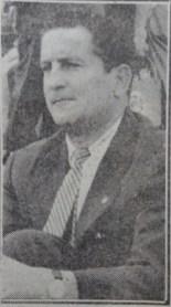 Hoy hace 60 años. Debut de Sabino Barinaga.