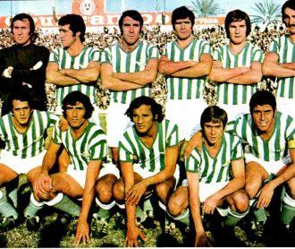 Hoy hace 45 años. Betis 1 Barcelona 0.