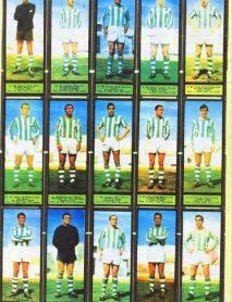 Album de cromos temporada 1967-68