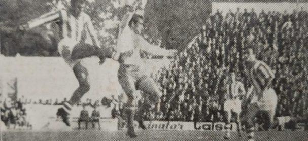Betis-Europa Liga 1966