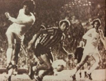 Hoy hace 40 años. Valencia 2 Betis 2.