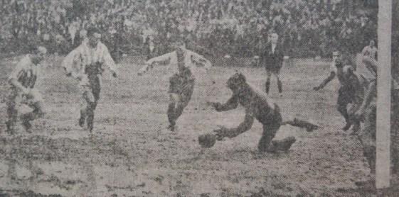Hoy hace 80 años. Betis 2 Español 0.