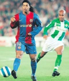 Betis-Barcelona Liga 2007