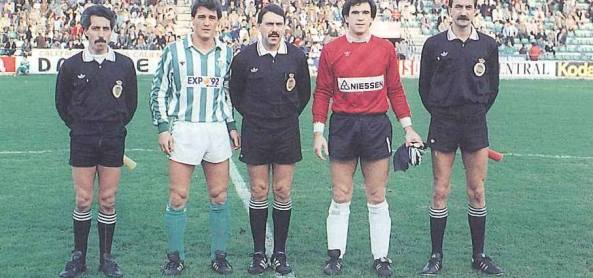 Betis-Real Sociedad Liga 1987