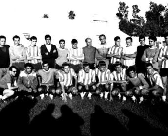 Plantilla temporada 1967-68