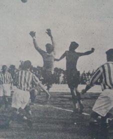 Hoy hace 90 años. Betis 2 Murcia 1.