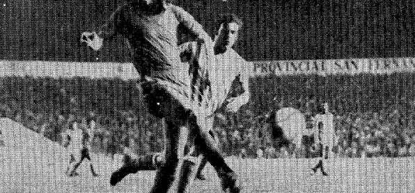 Hoy hace 40 años. Betis 2 Espanyol 0.