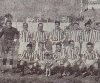 Hoy hace 75 años. Betis 4 Sevilla 1.