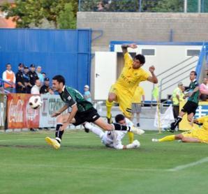 Alcorcón-Betis Liga 2011