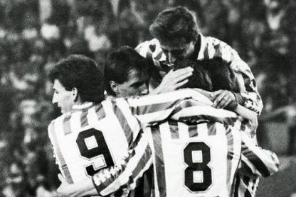 Valencia-Betis Liga 1986