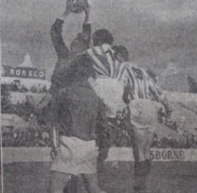 Betis-Recreativo Granada Liga 1952