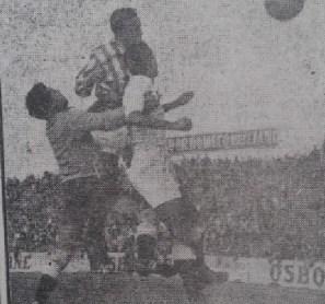 Betis-Utrera Liga 1951