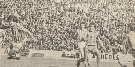 Betis-Valencia Liga 1981