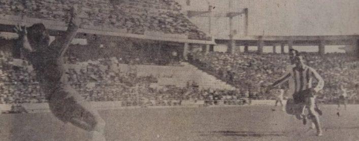 Sevilla-Betis Liga 1961