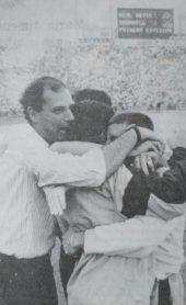 Hoy hace 30 años. Betis 1 Sabadell 1 y ascenso a Primera División.