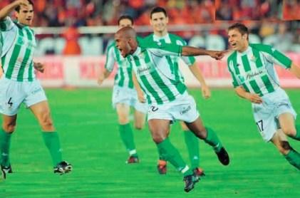Hoy hace 15 años. Mallorca 1 Betis 1 y clasificación para la Liga de Campeones.