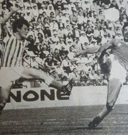Betis-Murcia Liga 1981
