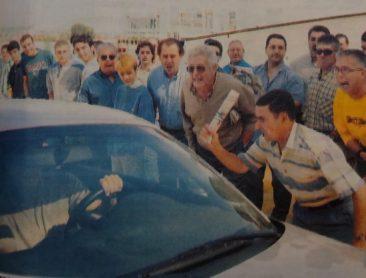 Don Manué, Alfredo Landa y Juande, de José Manuel García