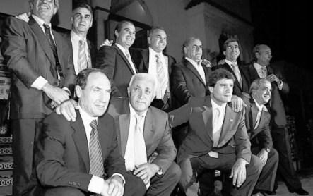 Los campeones de 1977 30 años después