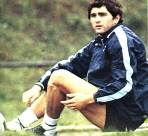 Hoy hace 35 años. Rafael Gordillo al Real Madrid.