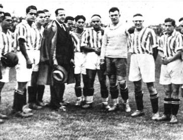 Andalucía, con la proeza del Betis, entró en el fútbol histórico.