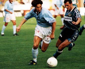 Celta-Betis Liga 1996