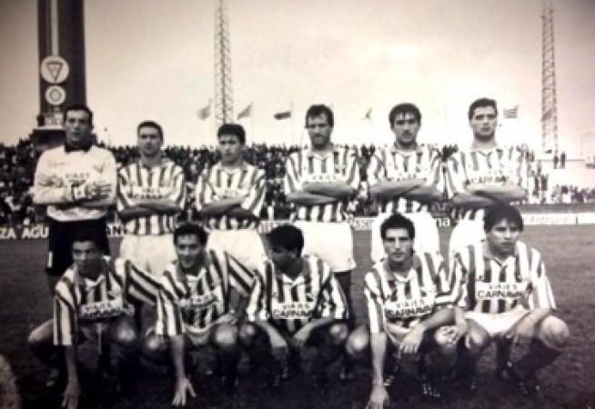 Hoy hace 30 años. Cádiz 1 Betis 2.