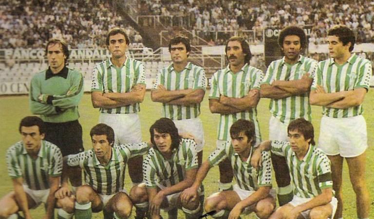 Hoy hace 40 años. Betis 4 Las Palmas 1.