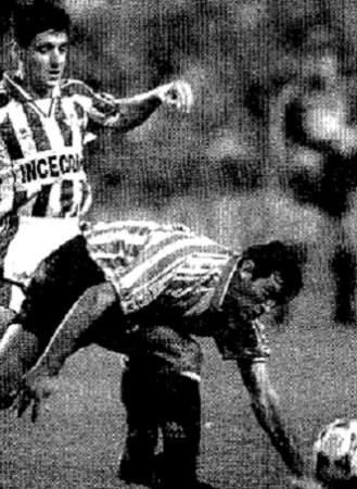Hoy hace 25 años. Betis 0 Athletic 0.