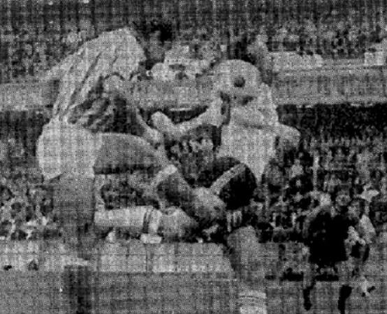 Hoy hace 40 años. Betis 5 Salamanca 0.