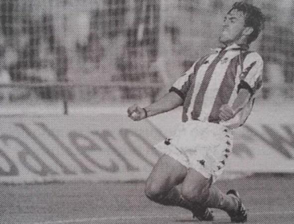 Hoy hace 22 años. Gol 1.500 en Primera División.