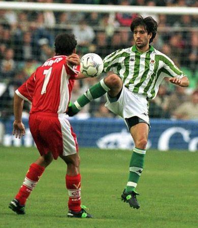 Hoy hace 20 años. Betis 2 Murcia 1.