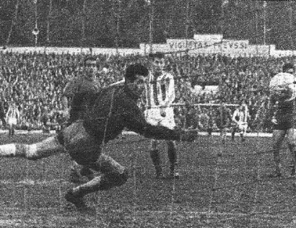 Betis-Elche Liga 1962.