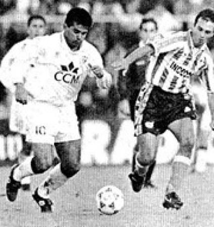 Hoy hace 25 años. Albacete 0 Betis 0.