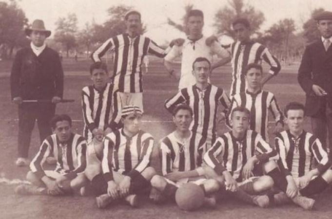 Hoy hace 110 años. Sevilla Balompié 6 Betis FC 1.