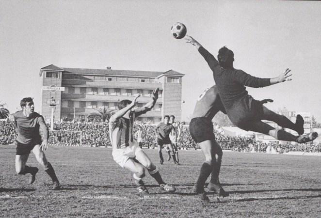Hoy hace 50 años. Betis 2 Mallorca 0.