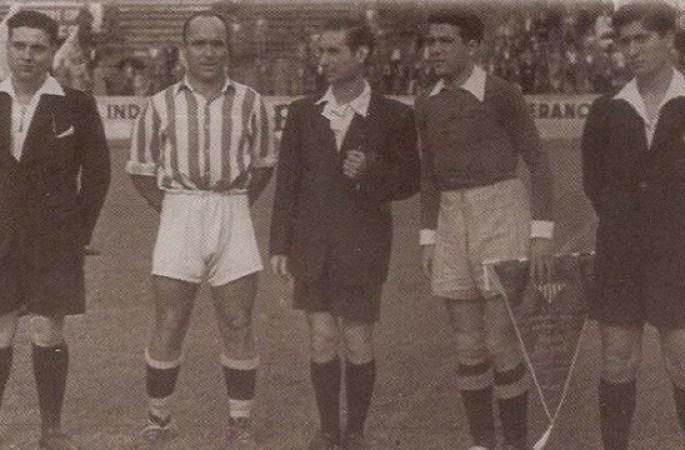 Betis-Plus Ultra Liga 1947