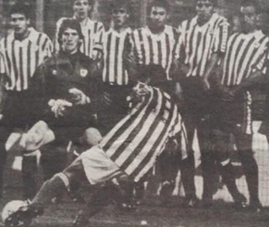 Bilbao Athletic-Betis Liga 1993.