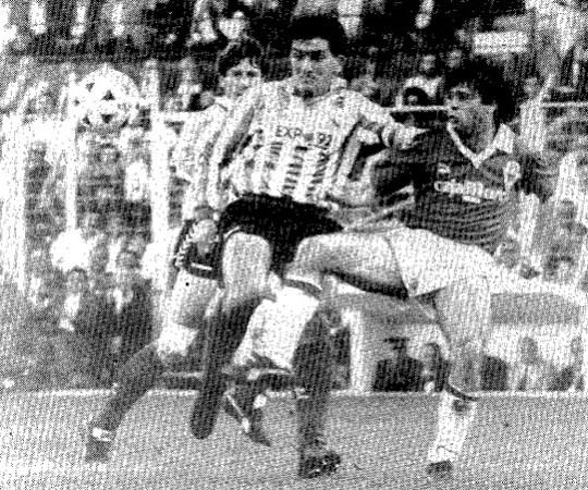 Murcia-Betis Liga 1989.