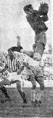 Hoy hace 65 años. Betis 0 Mestalla 0.