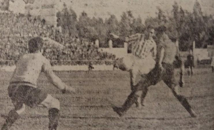 Betis-Murcia Liga 1941.