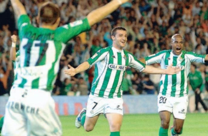Betis-Sevilla Liga 2006.