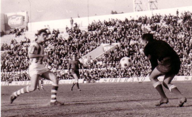 Betis-Oviedo Liga 1965.