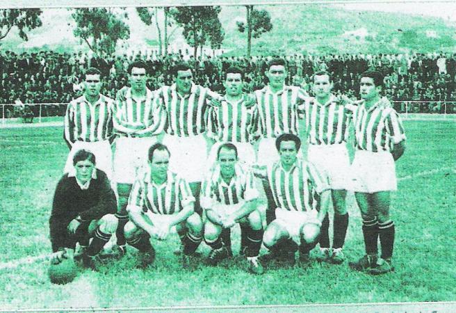 Hoy hace 80 años. Malacitano 0 Betis 1 en Copa.